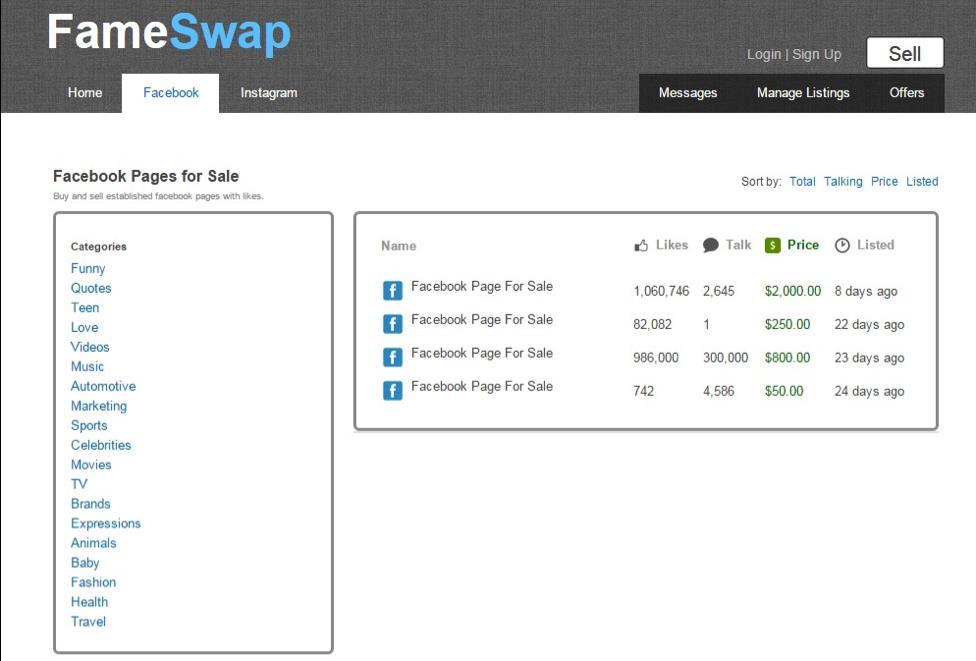 FameSwap